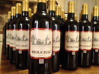 Chateau de Mouchac 2011