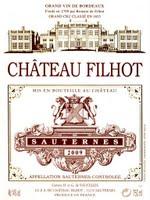 Château Filhot 2009