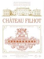 Château Filhot 2013