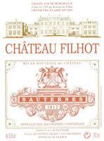 Château Filhot 2012